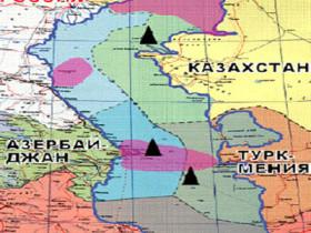 Xezer denizi xeritede 131010