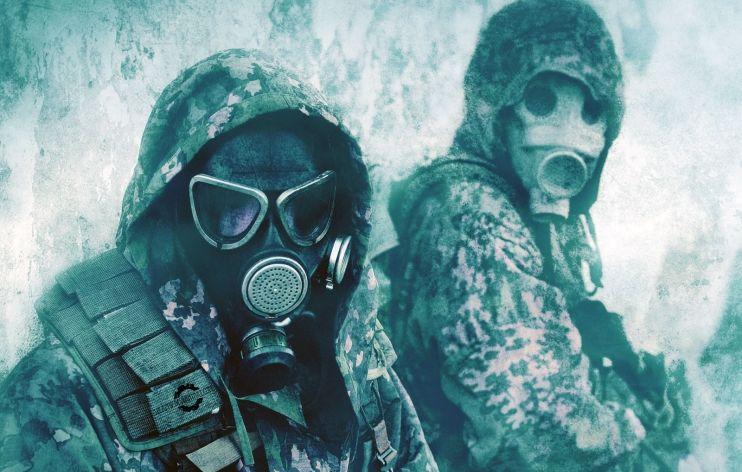 Картинки по запросу химическая атака картинки