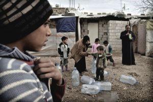 Сирийский фронтир проходит по живому