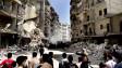 Syria airstrikes civilian