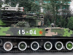 PLA-Type-95-SPAAGM-2S