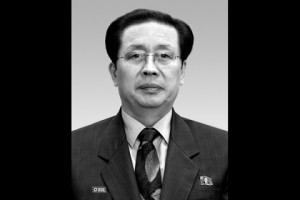 Undated handout picture shows Jang Song-taek released by KCNA