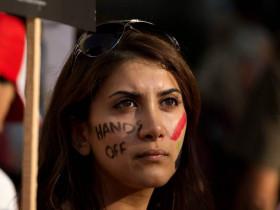 Britain_Syria-protest