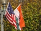 India-USA-flags