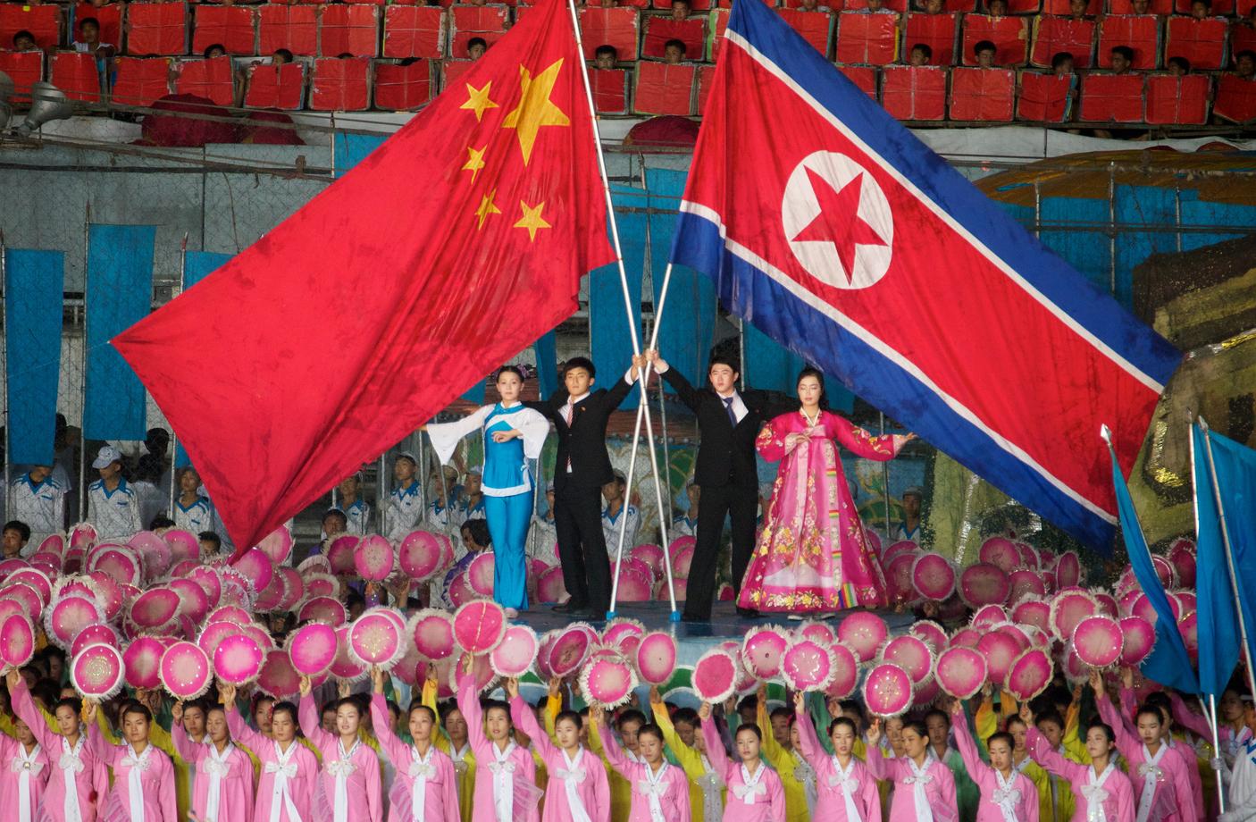 china and north korea relationship 2014 movies