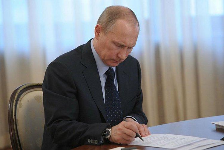 Vladimir Putin and the Hamburg Testament