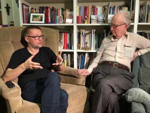 author and Cobb