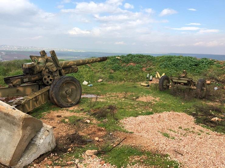 Идлиб: репортаж с последнего фронта в Сирии.