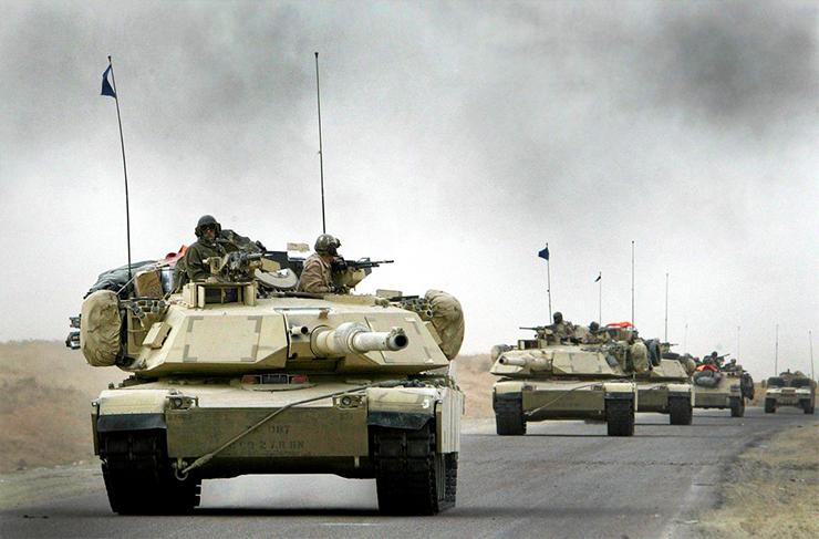 Подготовка американской войны с Ираном.