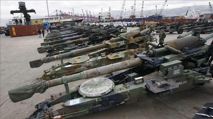 Das doppelzüngige Deutschland verkauft Waffen an Regionen, in denen bewaffnete Konflikte herrschen