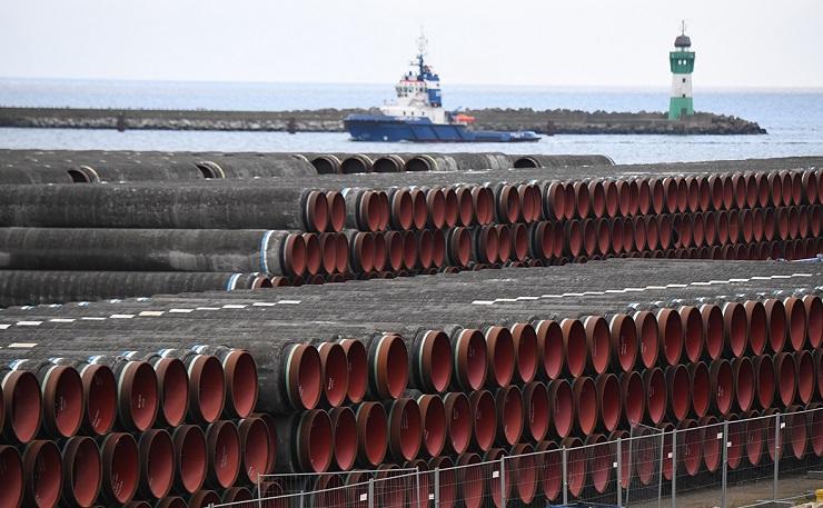 Mit Blick auf China heben die USA die Sanktionen gegen Nord Stream 2 auf