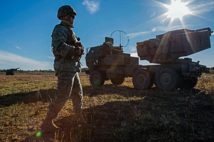 US Marine Corps für die Konfrontation mit China umgebaut