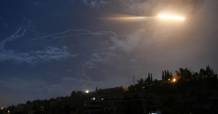 Russland sperrt den syrischen Luftraum für Israel