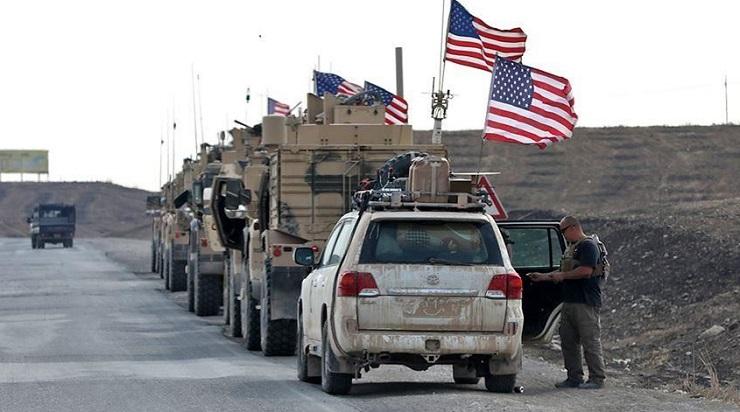 Irak kehrt in die tödliche Umarmung der USA zurück