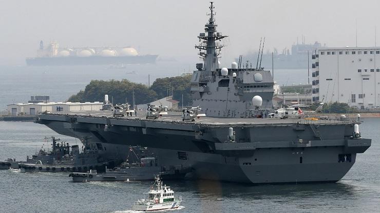 Die amerikanisch-japanische Allianz gegen China riskiert einen Weltkrieg