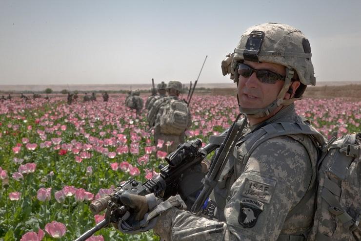 Das Ende des Heroinhandels ist ein großer Vorteil der US-Niederlage in Afghanistan