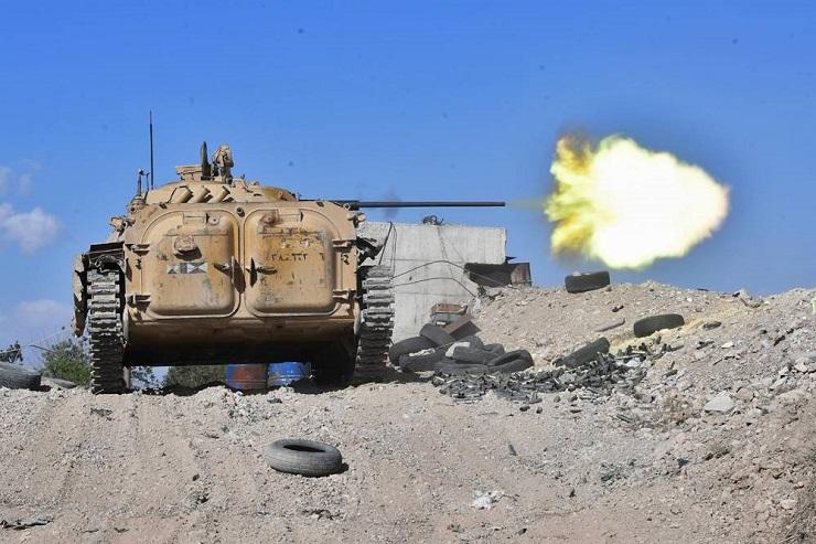 Die Lage in Syrien spitzt sich wieder zu
