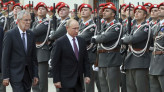 Putin Visits Austria: Maybe Everyone Has a Way Out