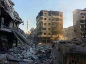 США и война в Сирии