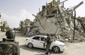 Сирия: агрессия США пока переносится