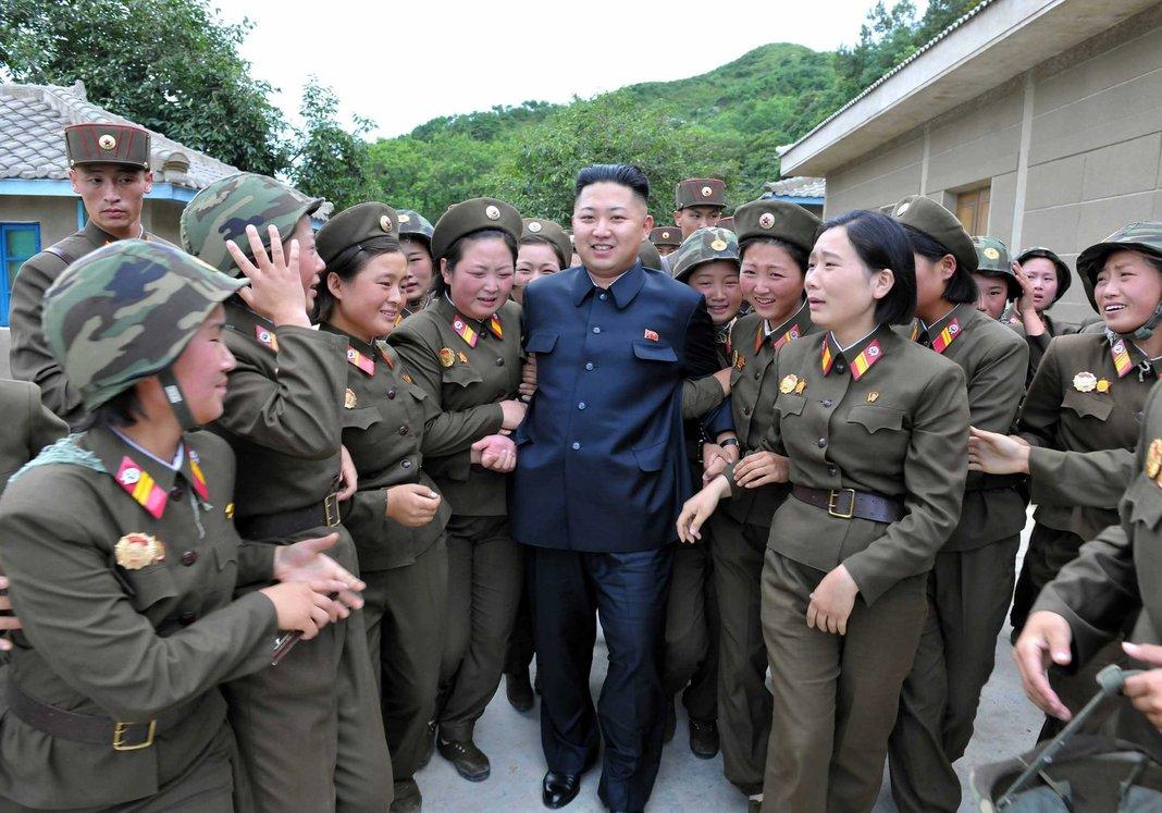 Conoce a la chica que estudio con Kim Jong Un