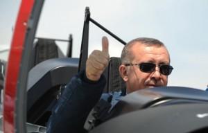 Эрдоган заговорился
