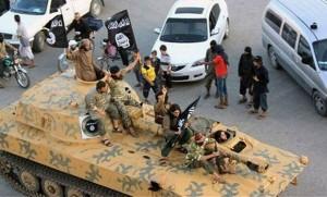 Растущая опасность Исламского государства