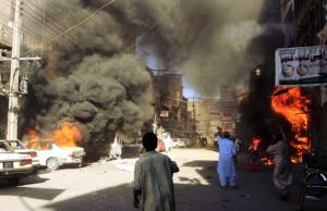 Терроризм остается главной проблемой Пакистана