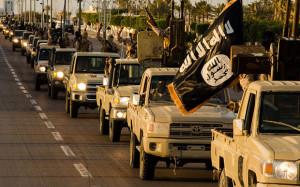 О деятельности ИГ в Ливии