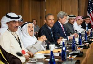 К итогам встречи представителей стран Персидского залива в США