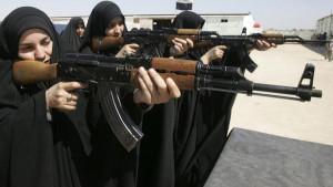 «Исламское государство» и женщины
