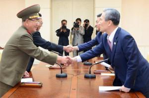 On the Inter-Korean talks of August 2015