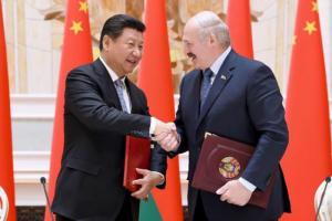 «Новый Шелковый путь» и Белоруссия