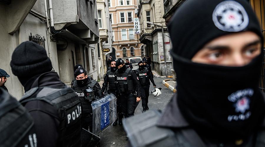 Թուրքիայում զինված  անձինք հարձակում են գործել ոստիկանական բաժանմունքի վրա