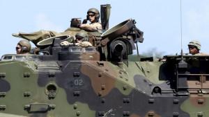 Геополитические аспекты военных учений на Филиппинах