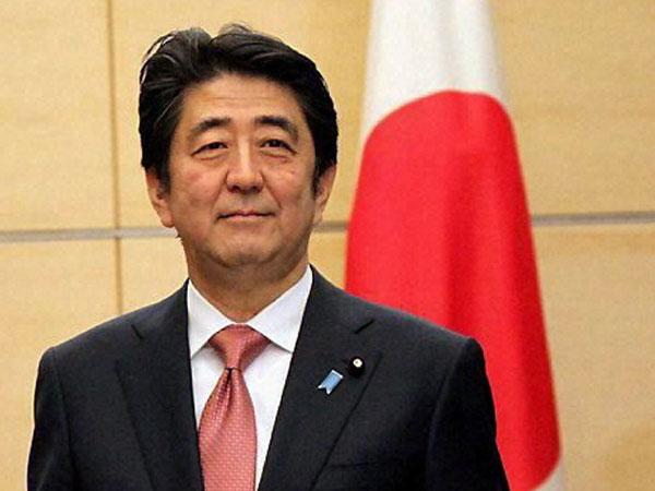 Resultado de imagen de Shinzo Abe