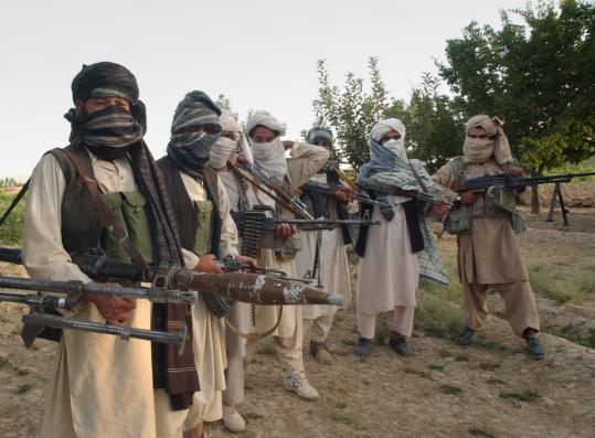 Afghanistan War Taliban