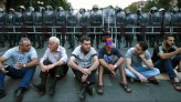 Russia Shoots Down US Stealth Coup